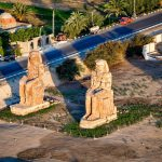 The-Colossi-of-Memnon-towering-over-18th-feet-from-the-ground